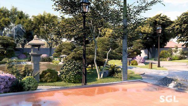 Hình 2: Những phong cách thiết kế sân vườn đẹp đơn giản nên chọn