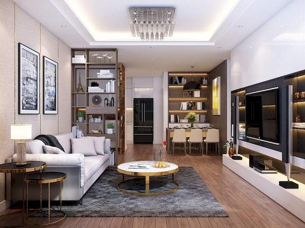 Phòng khách - View 1