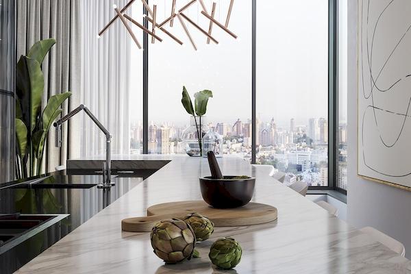 Phòng bếp - View 3
