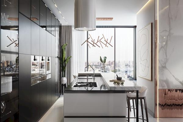 Phòng bếp - View 1