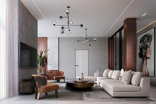 Phòng khách - View 3