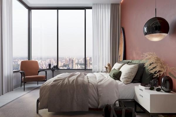 Phòng ngủ 2 - View 3