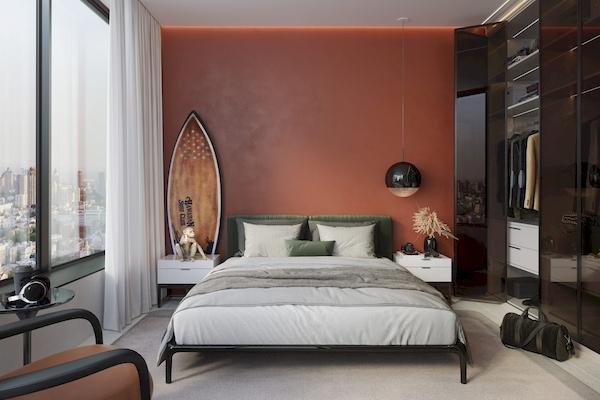 Phòng ngủ 2 - View 2
