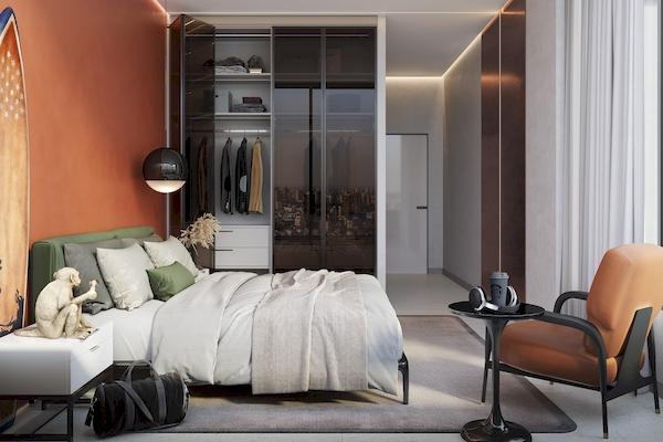 Phòng ngủ 2 - View 1