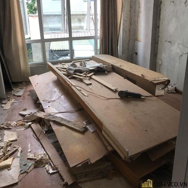 Trước khi cải tạo phòng ngủ