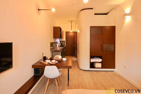 Thiết kế nội thất căn hộ Studio đẹp 30m2 - View 1