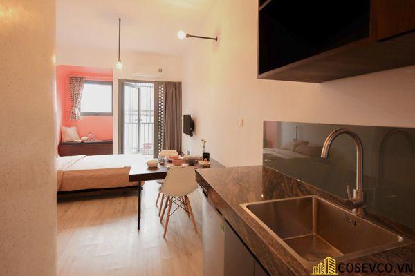 Thiết kế nội thất căn hộ Studio đẹp 30m2 - View 2