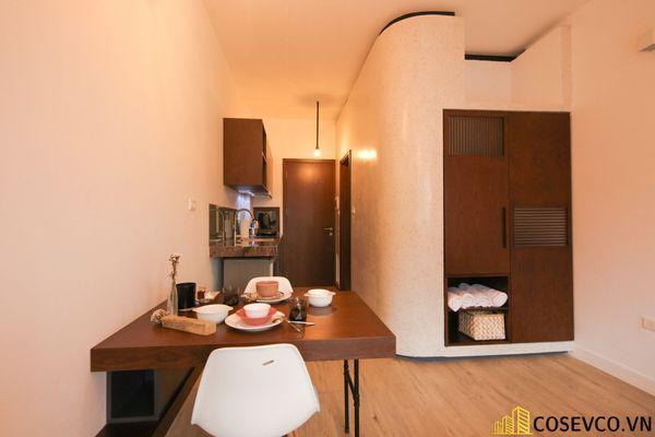 Thiết kế nội thất căn hộ Studio đẹp 30m2 - View 3