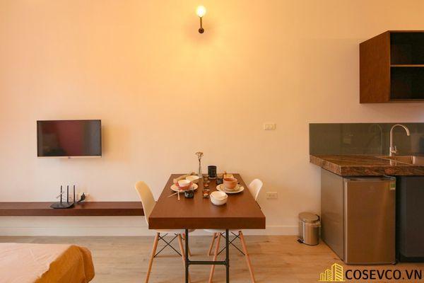 Thiết kế nội thất căn hộ Studio đẹp 30m2 - View 4
