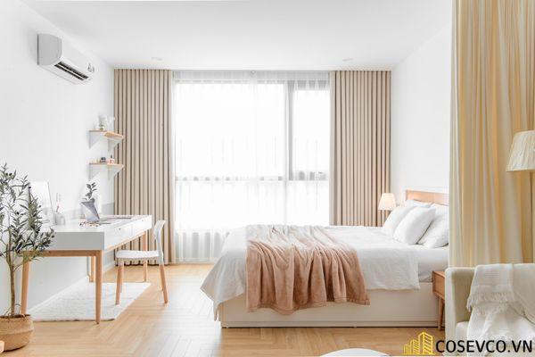 Mẫu thiết kế không gian căn hộ Studio 50m2 - View 5