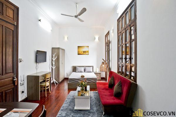 Thiết kế căn hộ Studio đẹp 25m2 - View 2