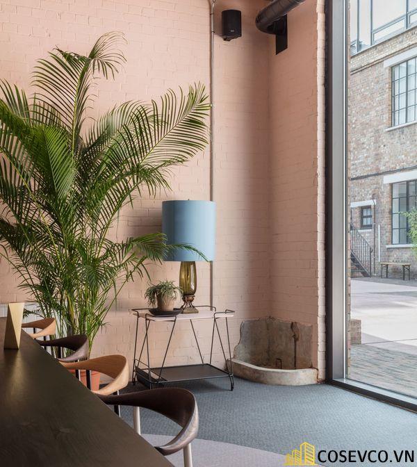 Bố trí không gian nội thất quán cafe văn phòng ấn tượng - View 6