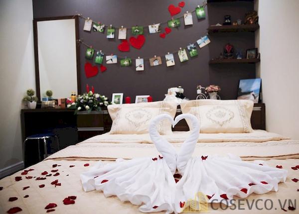 Phòng cưới đẹp - Mẫu 1