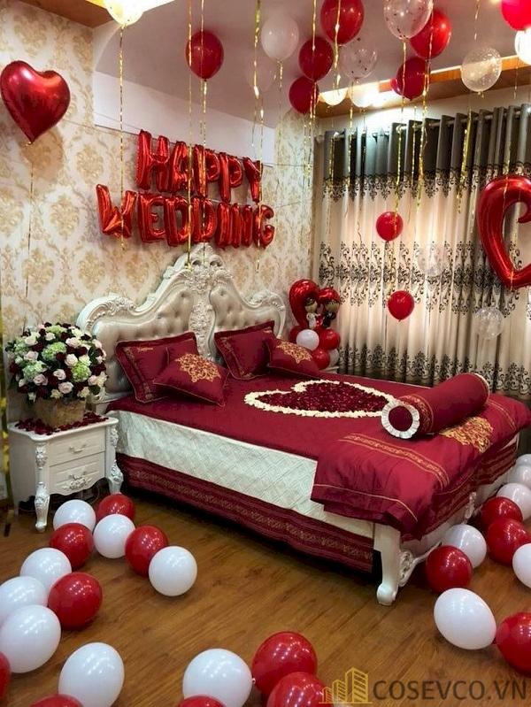 Phòng cưới đẹp - Mẫu 2