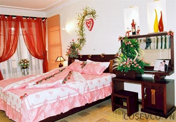Phòng cưới đẹp - Mẫu 13