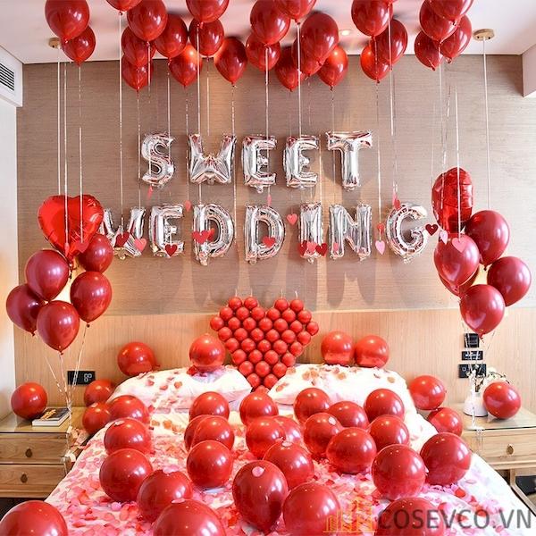 Phòng cưới đẹp - Mẫu 14