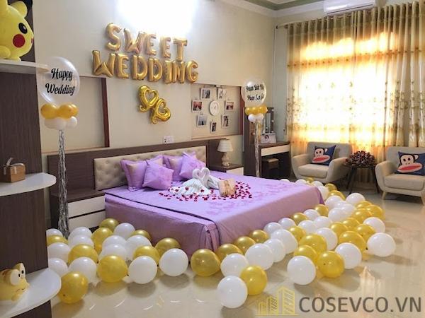 Phòng cưới đẹp - Mẫu 18