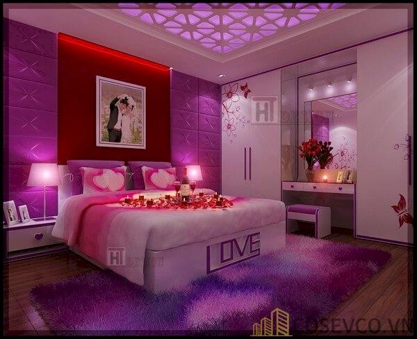Phòng cưới đẹp - Mẫu 26