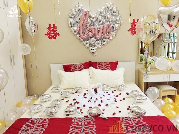 Phòng cưới đẹp - Mẫu 4
