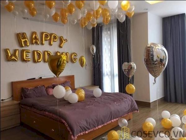 Phòng cưới đẹp - Mẫu 6