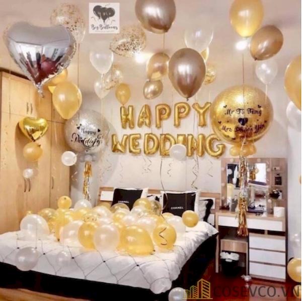 Phòng cưới đẹp - Mẫu 7