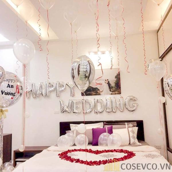 Phòng cưới đẹp - Mẫu 8