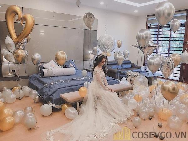Phòng cưới đẹp - Mẫu 9