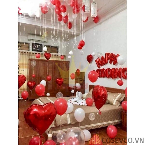 Phòng cưới đẹp - Mẫu 10