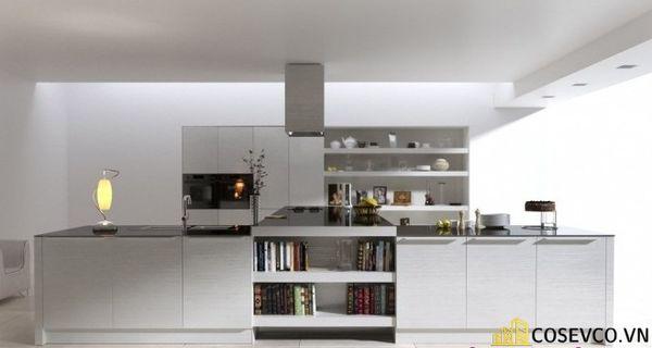 Tủ bếp chất liệu Laminate cao cấp - M4