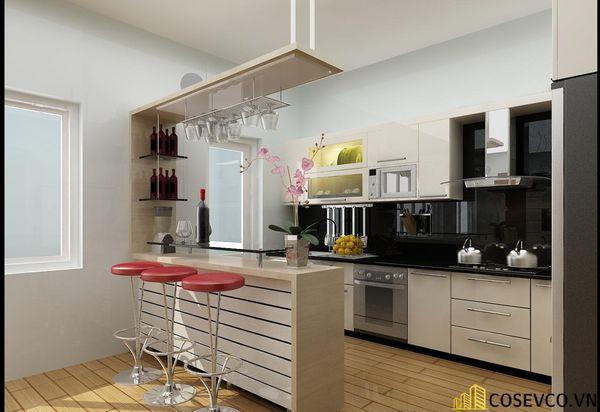 Gỗ MFC rất thích hợp trong sản xuất đồ nội thất