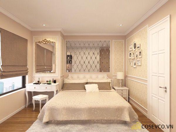 Thiết kế nội thất chung cư Vinhomes Smart City - Căn 1 phòng ngủ