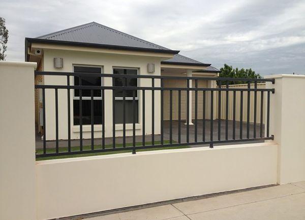 Tại sao nên xây hàng rào cho nhà cấp 4