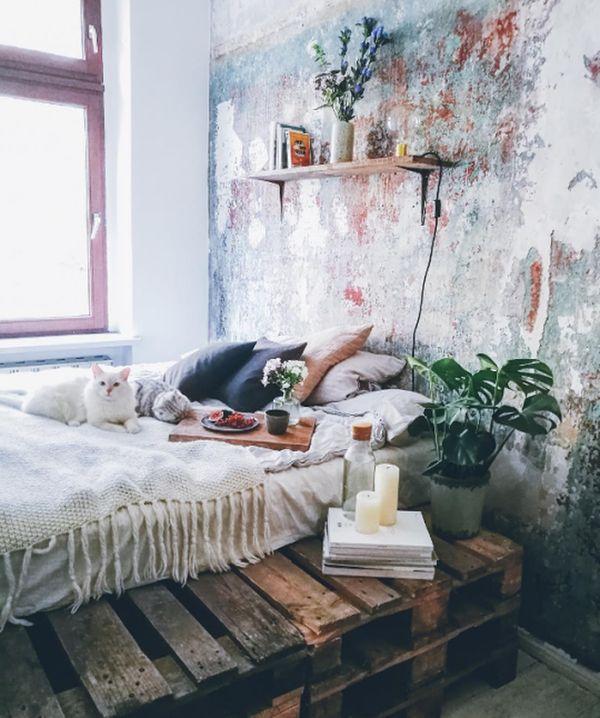 Phòng ngủ vintage là gì?